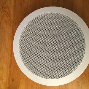 1 PAR MCM de techo de audio personalizado Altavoz de 6 1/2 pulgadas Montaje en techo / pared