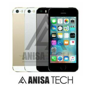 📱 Apple iPhone 5S - 16 GB - Teléfonos graduados desbloqueados en gris, blanco y dorado 📱