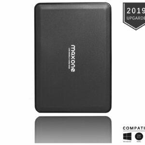 Discos duros externos portátiles de 2.5 '' Almacenamiento de respaldo en disco duro de 500GB-USB 3.0 para PC,