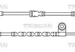 Contacto de aviso de desgaste de pastillas de freno TRISCAN Compatible con LAND ROVER SEM500062