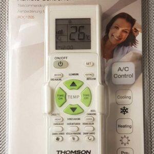 Thomson ROC1205 Mando a distancia universal para aires acondicionados