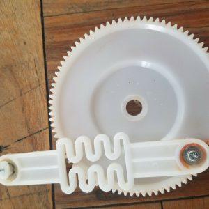 4moms Mamaroo Bebé Swing Motor Rotación Movimiento Recambio Pieza De 2012 Modelo