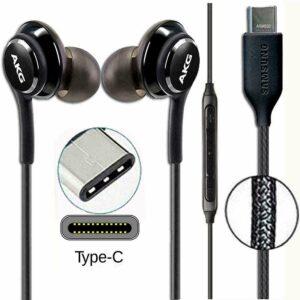 AURICULARES SAMSUNG USB TIPO C AKG ORIGINALES para GALAXY NOTE 10 10+ S20