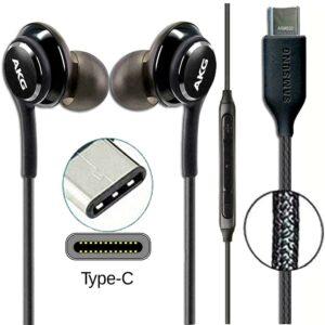 AURICULARES SAMSUNG USB TYPE C AKG ORIGINALES para GALAXY S20 NOTE 10 M40