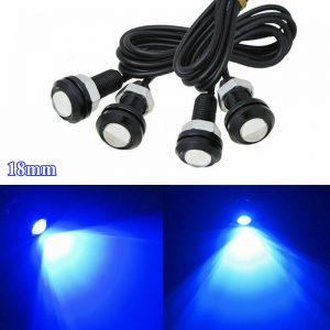 Accesorios Piezas de luz LED Eagle Eye Motocicleta Camión Iluminación Durable