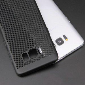 Accesorios de Shell de la cubierta de la disipación del calor del diseño de lujo de la caja del teléfono para Samsung