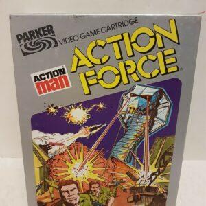 Action Force Action Man Parker para Atari Video Computer System Cartucho