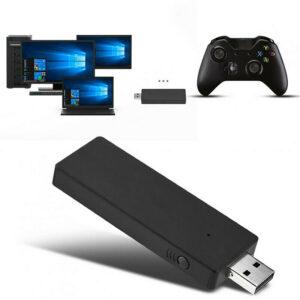 Adaptador de receptor de juegos inalámbrico USB para XBOX One Controller PC WIN 10 8 HFUK