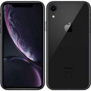 Apple MRY42B / A iPhone XR 4G Smart Phone 64GB Sim-Free Desbloqueado - Negro B +