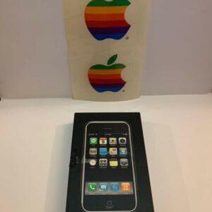 Apple iPhone 2G - Sin Activar - Coleccionistas muy raros - Solo teléfono - iOS 1.0