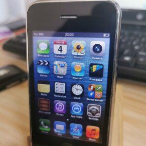 Apple iPhone 3G - 8GB - Negro (Desbloqueado) A1241 - Gran teléfono