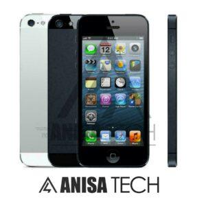 Apple iPhone 5 16G 32GB 64GB - Negro / Blanco - Teléfono desbloqueado graduado