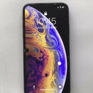 Apple iPhone XS 64GB en gris espacial Desbloqueado Excelente estado, incluye funda para teléfono