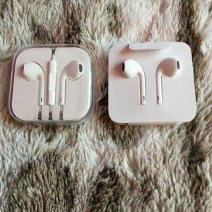 Auriculares 100% originales X2 Apple iPhone 7 y 8,7 También auriculares 6 6s 5 5s