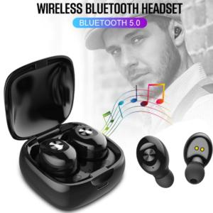 Auriculares Bluetooth 5.0 Auriculares inalámbricos TWS Mini auriculares Auriculares estéreo Reino Unido