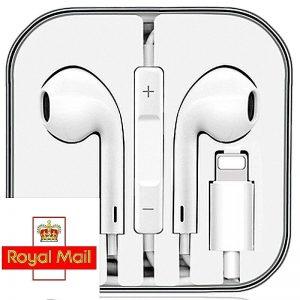 Auriculares Bluetooth Lightning para iPhone 7 8 X 10 XR XS 11 Pro Max