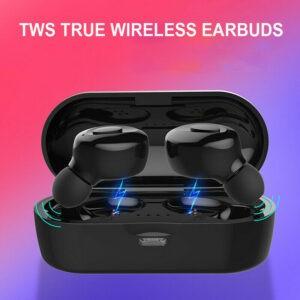 Auriculares Inalámbricos 5.0 Headset Mini In-Ear Auriculares deportivos TOP