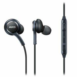 Auriculares Samsung afinados por AKG - EO-IG955BS - Titanio Grau