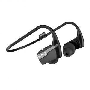 Auriculares de CHOETECH Bluetooth, auriculares de botón a prueba de sudor inalámbricos de Bluetooth V4.1 de los deportes