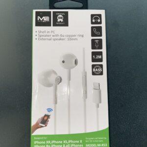 Auriculares iPhone M2 TEC Original 100%