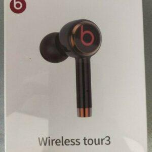 Auriculares inalámbricos Beats Tour 3 en color negro