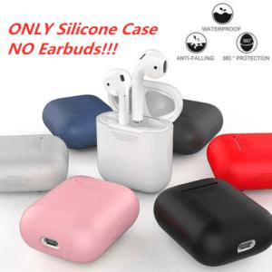 Auriculares inalámbricos Bluetooth Auriculares Auriculares Caja para Apple iPhone Carga Reino Unido
