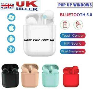 Auriculares inalámbricos Bluetooth Auriculares en la oreja para todos los dispositivos - Reino Unido