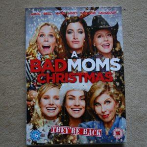 BAD MOMS NAVIDAD A ESTRENAR DVD GENUINO DEL REINO UNIDO SELLADO