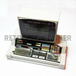 BIG JIM MATTEL - Piezas y accesorios vintage - Ordenador del centro de mando de maletas
