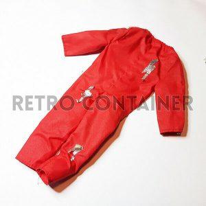 BIG JIM MATTEL - Piezas y accesorios vintage - Traje de moto Vestido rojo