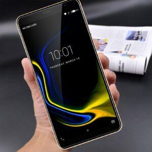 """Barato 4GB 6,0 """"Smartphone Android 9.0 Teléfono Móvil Libre Dual SIM Quad Core"""