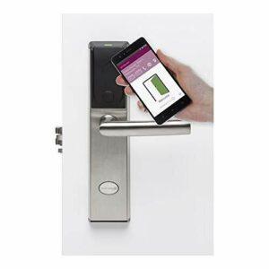 Bloqueo electrónico Bluetooth y de proximidad para aplicaciones de teléfonos inteligentes de hotel / oficina