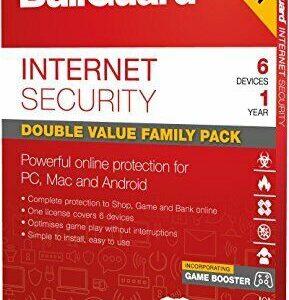 BullGuard Internet Security 2020 para todas las PC con Windows, Mac y dispositivos Android -