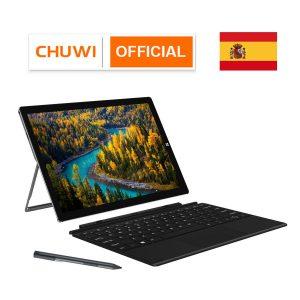 "CHUWI UBook X Tablet / Laptop 2 en 1 PC H7 Stylus 12 ""Windows Intel 8 + 256GB SSD"