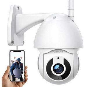 Cámara CCTV Cámara de seguridad Victure 1080P al aire libre para seguridad en el hogar