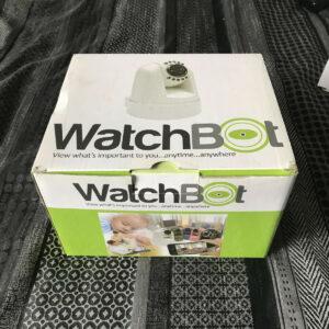 Cámara de seguridad Watchbot