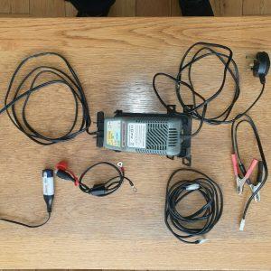Cargador de batería para motocicleta OptiMate 3 Plus Accesorios