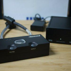 Chord Electronics Qutest DAC con MCRU PSU - De segunda mano