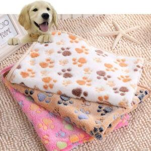 Cómoda cama para mascotas, esteras para dormir, perro, gato, cachorro, manta de lana, cama para mascotas, suministros para mascotas