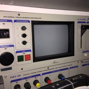 Controlador universal de pantalla táctil CEL Electronics P152 (editor de video)
