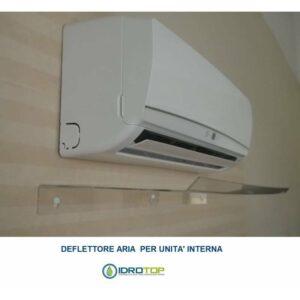 Deflector para Aires Acondicionados y Aire Acondicionado Fácil Instalación en todos los Mod