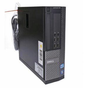 Dell OptiPlex 990SF Mini PC de escritorio Intel Core i5-2400 CPU 3,1 Ghz