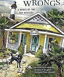 Escribiendo todos los errores (libros de los misterios de la bahía), Adams, Ellery, usado;  Buen libro