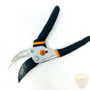 Fiskars JC0915 - Hogar / Tijeras de podar jardín - Equipo manual - Mango negro