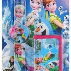 Frozen Children's Kid's Watch and Wallet Set For Christmas-Birthday Gift-Present