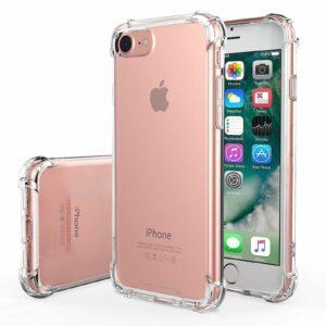 Funda para iPhone 11 Pro XR XS 7 8 6 Funda de silicona Covr TPU para teléfono suave a prueba de golpes
