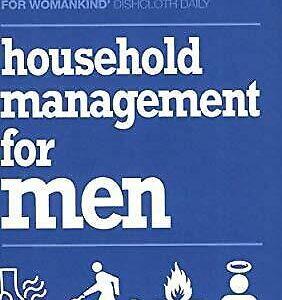 Gestión del hogar para hombres, Browning, Nigel D., usado;  Buen libro