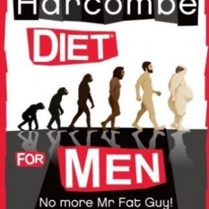 Harcombe, Zoe-Harcombe Diet For Men BOOK NUEVO