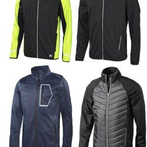 Herren Softshelljacke Funktionsjacke Outdoor Jacke Fitness Laufjacke Sportwear