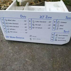 Indesit IWD71451 Cajón detergente lavadora